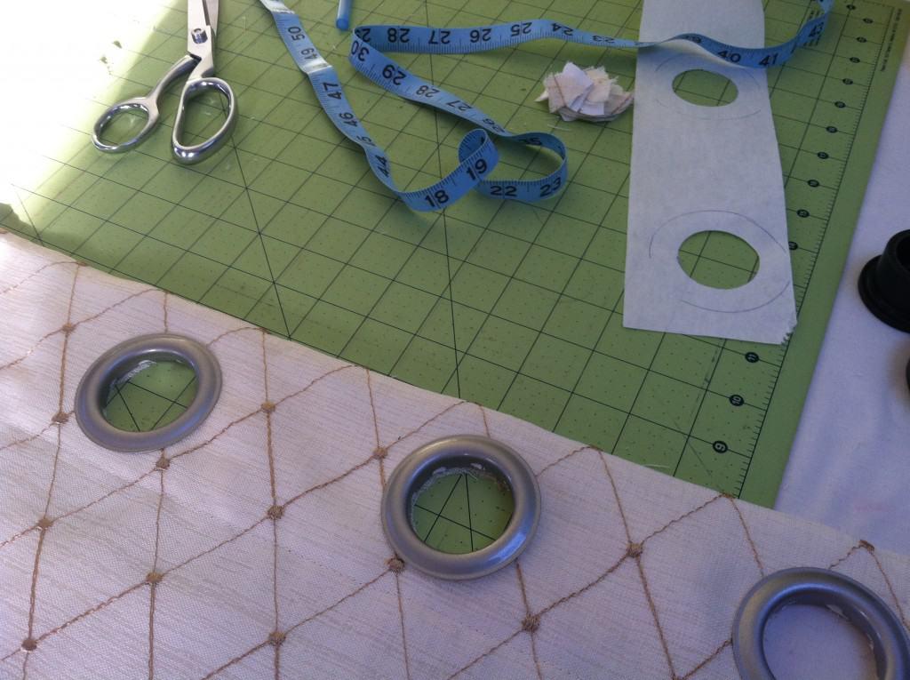 Badgers Island Sewing Workspace